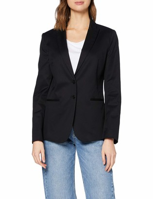 Benetton Women's Classic Slim Fit Suit Jacket