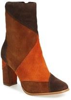 Matisse Women's Jigsaw Block Heel Bootie