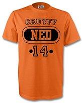 Gildan Johan Cruyff Holland Ned T-shirt