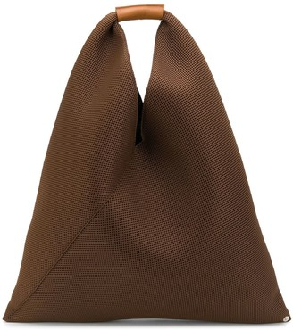 MM6 MAISON MARGIELA Japanese hobo tote bag