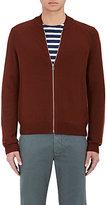 Paul Smith Men's Merino Wool Zip-Front Cardigan