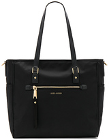 Marc Jacobs Trooper Babybag in Black.