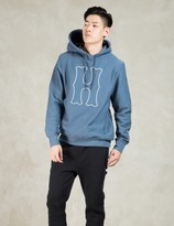 The Hundreds Blue Alley Pullover