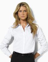 Lauren Ralph Lauren Aaron Long-Sleeved Classic Non-Iron Shirt