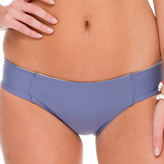 Luli Fama Side Tab Seamless Reversible Full Bottom In Blue moon (L176316)