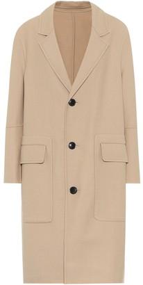Ami Wool-blend coat