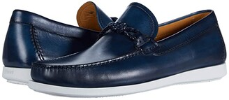 Magnanni Alarico (Navy) Men's Shoes