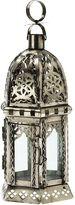 Casa Uno Vintage Moroccan Hanging Lantern, Small