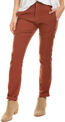 XCVI Linen-Blend Pant