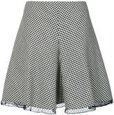RED Valentino Flippy Skater skirt - women - Polyester/Acetate/Virgin Wool - 38