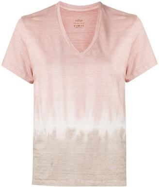 Altea tie-dye v-neck T-Shirt