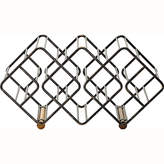 Mikasa 12-Bottle Stackable Wine Rack