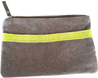 Vanessa Bruno \N Beige Linen Purses, wallets & cases
