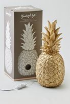 American Eagle Outfitters Goodnight Light Godl Pineapple Lamp