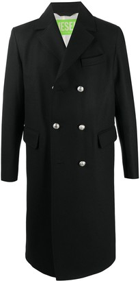 Diesel Long Double-Breasted Coat