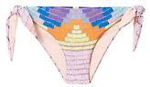 Mara Hoffman Radial Side Tie Bikini Bottom