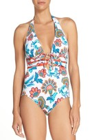 Tommy Bahama Women's Fira One-Piece Swimsuit