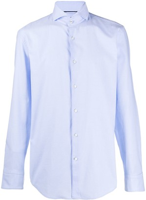 HUGO BOSS Slim-Fit Dress Shirt