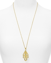 Yuwei Teardrop Necklace, 24