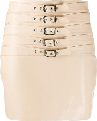 Manokhi Dita mini skirt