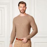 Ralph Lauren Purple Label Textured Cashmere Sweater