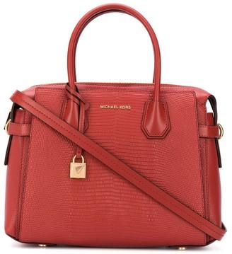 MICHAEL Michael Kors Layered Leather Tote Bag