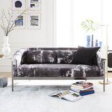 "west elm Metal Frame Sofa (67"") - Rauschenberg® Print"