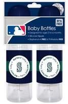 Baby Fanatic SEM132 Seattle Mariners Bottle - 2 Pack