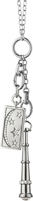 """Monica Rich Kosann """"Love you to the Moon and Back"""" Charm Necklace"""