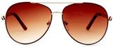 Steve Madden Women's Aviator Sunglasses