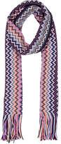 Missoni Multicolor Patterned Scarf