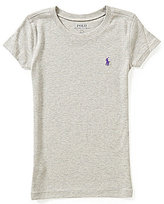 Ralph Lauren Little Girls 2T-6X Tee