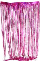 MagiDeal Metallic Tinsel Curtain Foil Party Christmas Shiny String Door Decoration