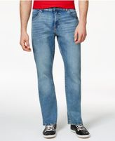 Club Room Men's Bootcut Stretch Jeans, Created for Macy's