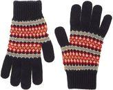 Barbour Dunkeld Fairisle Gloves