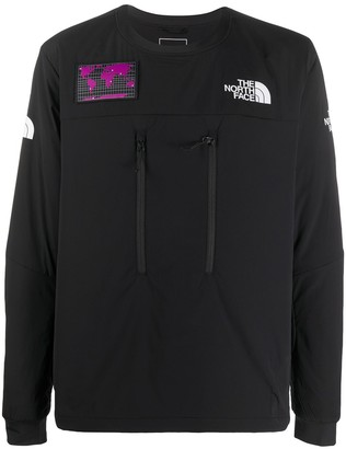 The North Face Zip Detail Sweatshirt
