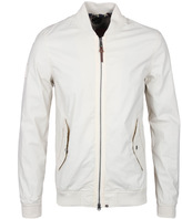 Pretty Green Stone Upton Bomber Jacket