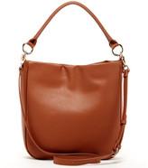 Susu Handbags - Maria - Classic Leather Hobo Crossbody