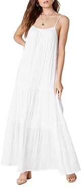 BB Dakota x Steve Madden Roman Holiday Tiered Dress