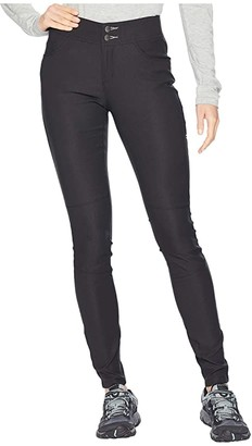 Toad&Co Flextime Skinny Pants (Black) Women's Casual Pants