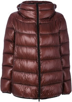 Herno zip up puffer jacket - women - Polyamide/Spandex/Elastane/Polyester/Goose Down - 42