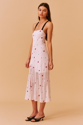 Finders Keepers CHI CHI DRESS vanilla daisy