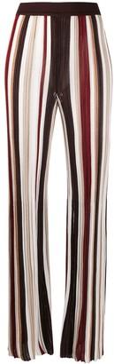 Missoni Striped High-Rise Trousers