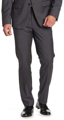 "Calvin Klein Grey Sharkskin Suit Separate Pant - 30-34\"" Inseam"