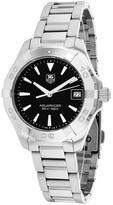Tag Heuer WAY1310.BA0915 Women's Aquaracer Silver Stainless Steel Watch