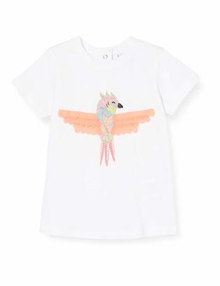 3 Pommes Baby Girls' 3q10182 Tee Shirt Mc T