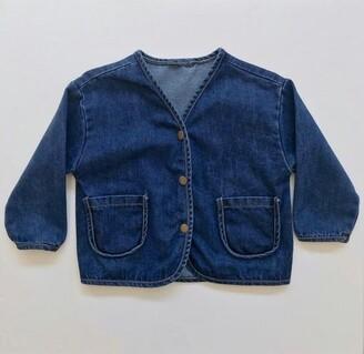 Annual Store ANNUAL STORE - Lightweight Denim Jacket - 3-4 YRS