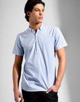 Popover Check Shirt