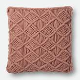 Pier 1 Imports Magnolia Home Taylor Blush Pillow