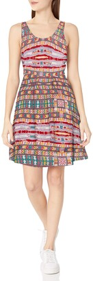 Roxy Women's So Smart Scoop Neck Sleeveless Dress